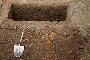 Grave and Shovel