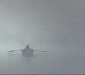 rowboat fog