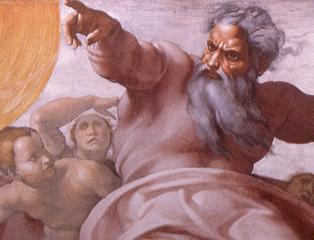 © Michelangelo 1512